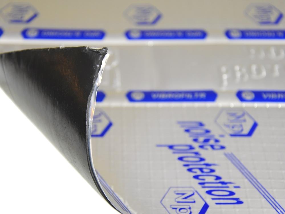 2mm Vibrofiltr Sound Deadening Mats Car Sound Solutions