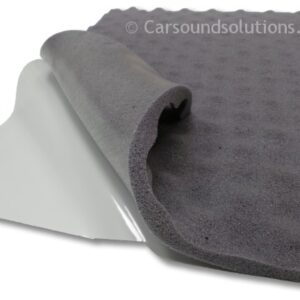 Vibrofiltr acoustic foam