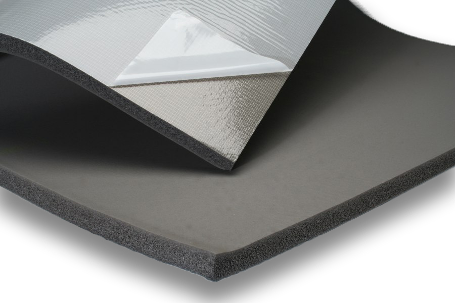 ST-Mat Sound and Thermal Car, Van and Camper Insulation for Soundproofing and Insulation Basics