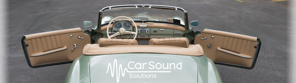 Soundproofing and Insulation Materials - Car Sound Solutions Homepage - Based in Kilkenny, Ireland