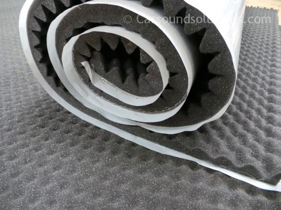 Fire Retardant Acoustic Foam